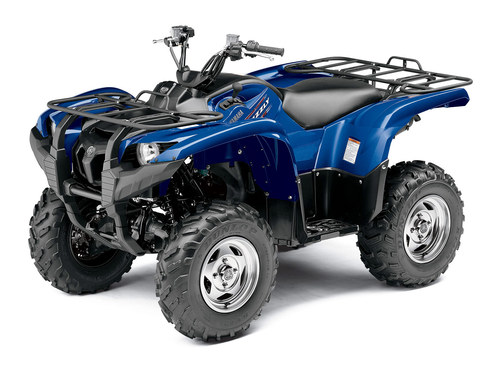 yamaha grizzly 550 owners manual