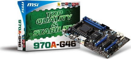 msi 970a g46 user manual