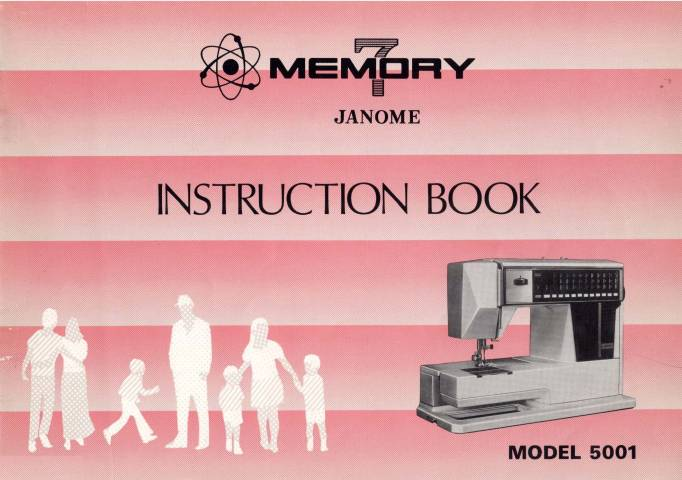 janome sewing machine manuals free download