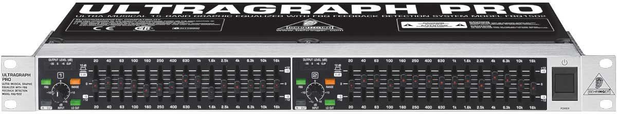 behringer ultragraph pro fbq1502 manual