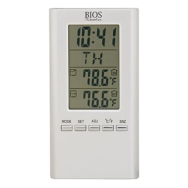 bios weather station manual ce1177