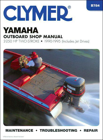 yamaha 25 hp 4 stroke manual