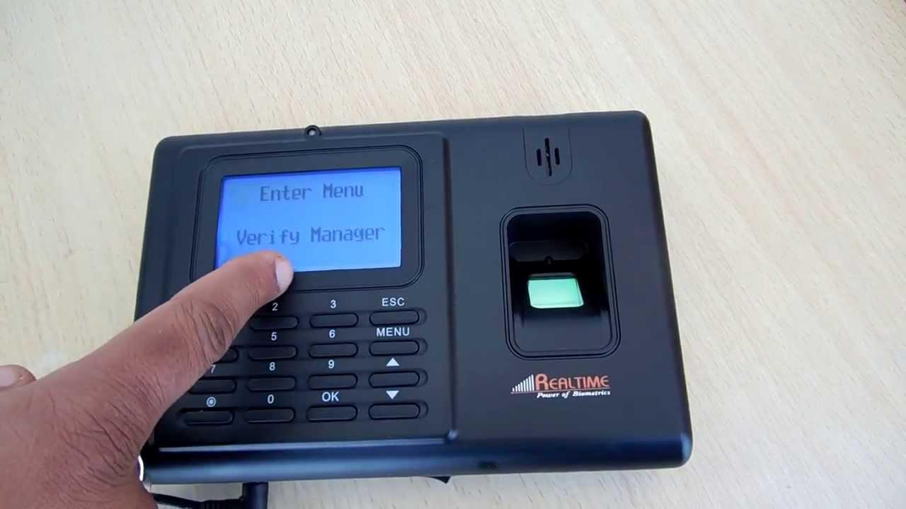 manual attendance card punching machine