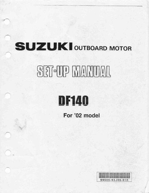 suzuki df 175 manual pdf