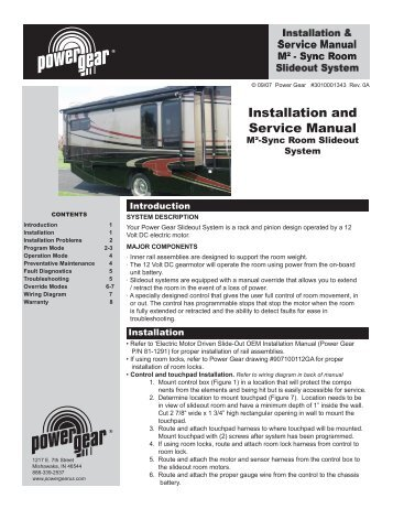 fleetwood manufactured homes installation manual