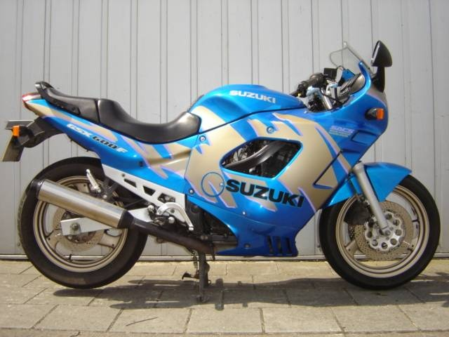 suzuki gsx 750 f manual