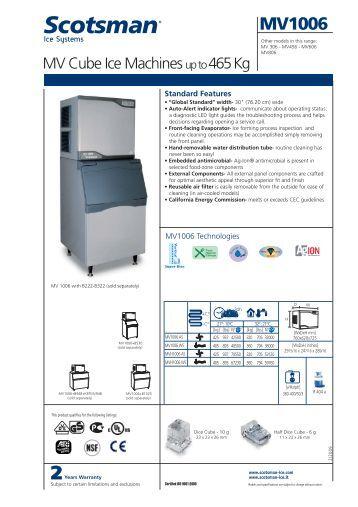scotsman ice machine manual pdf