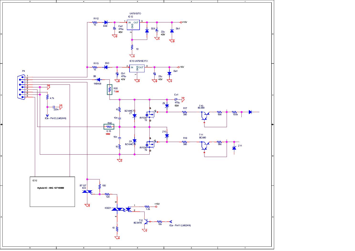 migatronic pi 250 user manual