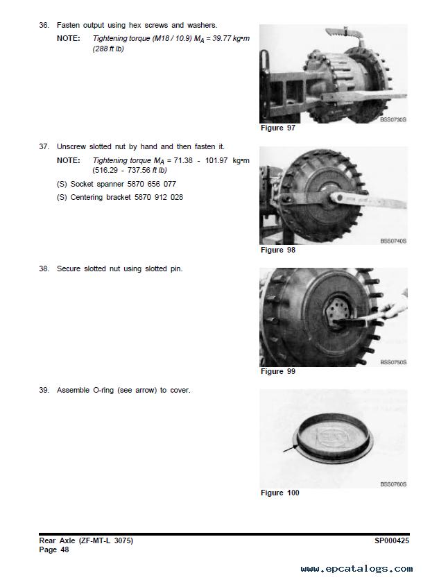 ford parts interchange manual pdf