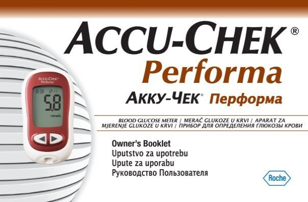 accu chek performa nc manual
