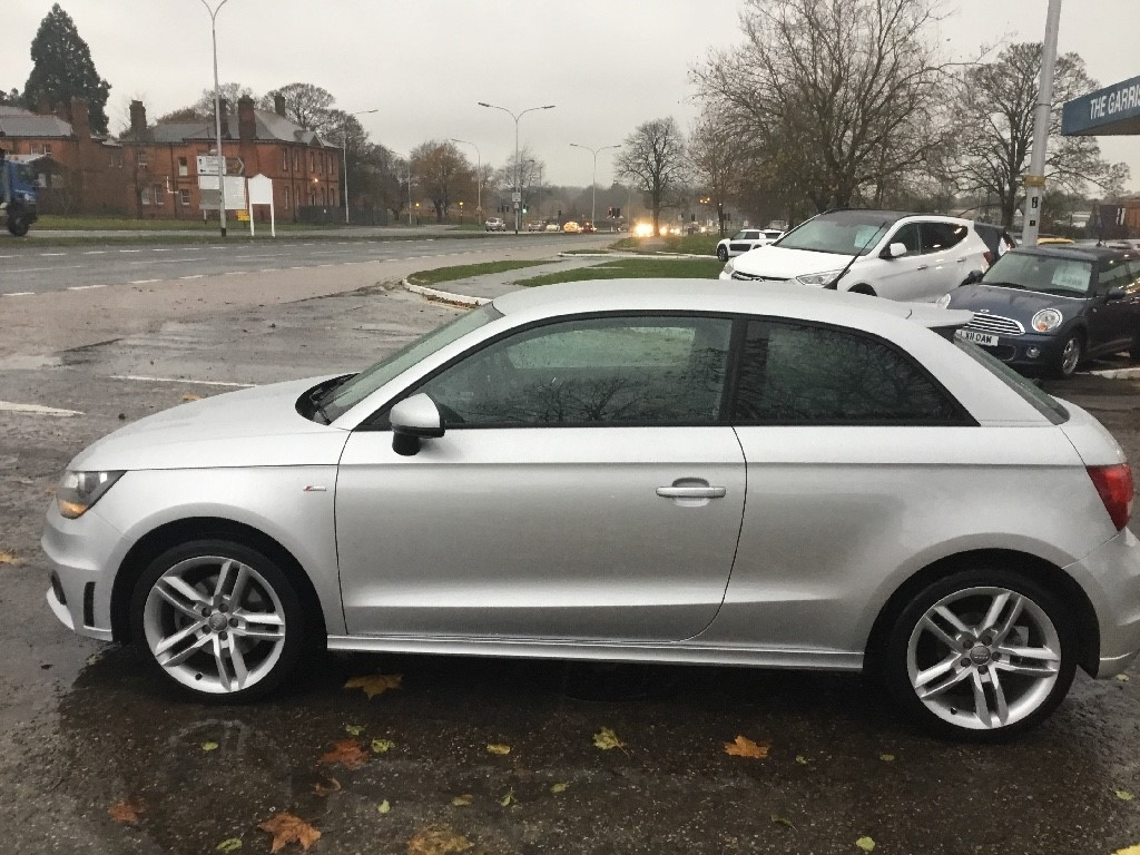 audi a1 manual for sale