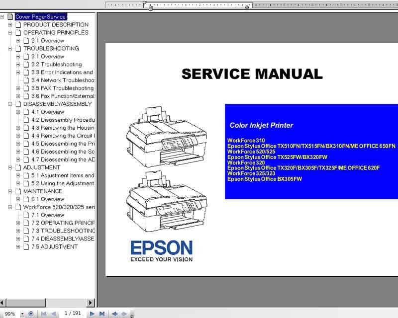epson workforce wf 3620 manual