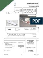 aeg proclean favorit dishwasher manual