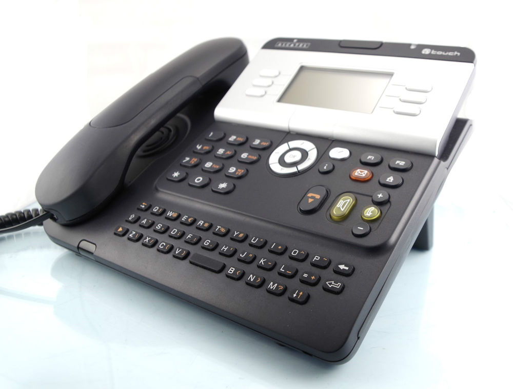 alcatel lucent ip touch 4018 phone manual