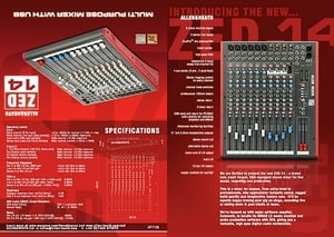 allen and heath zed 24 manual