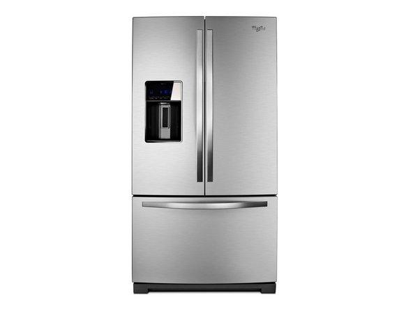 amana french door refrigerator manual