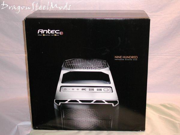 antec nine hundred two manual
