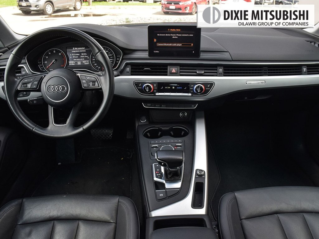 audi a4 owners manual 2018