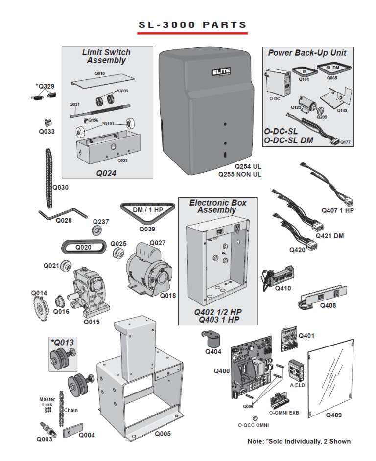 automatic gate opener installation manual