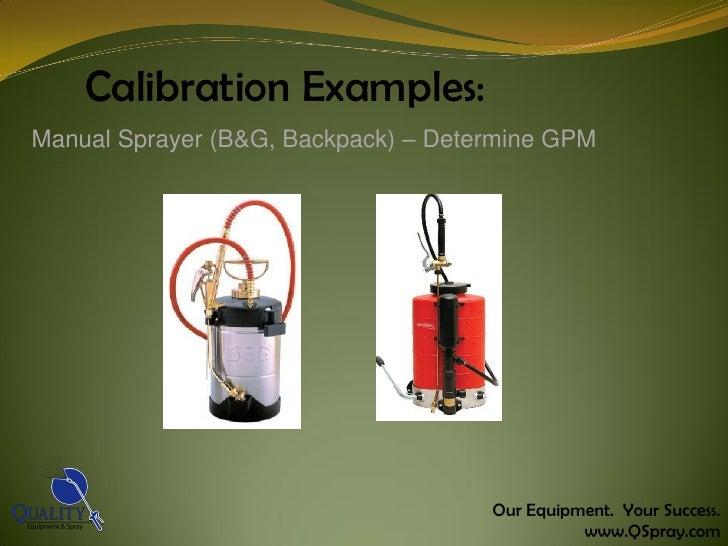 b & g sprayer repair manual