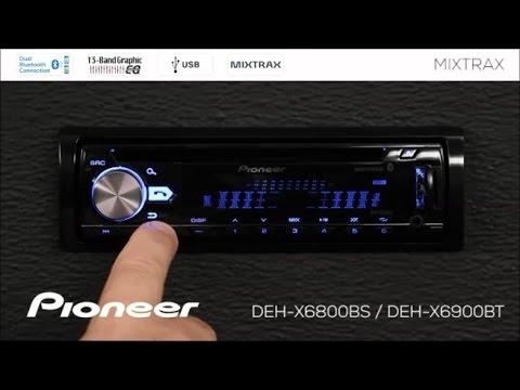 pioneer mixtrax deh p8400bh manual