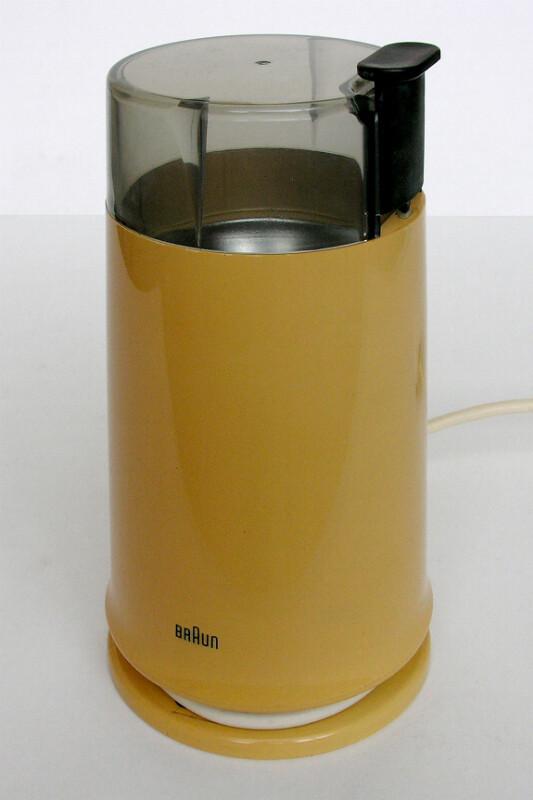 braun 4041 coffee grinder manual