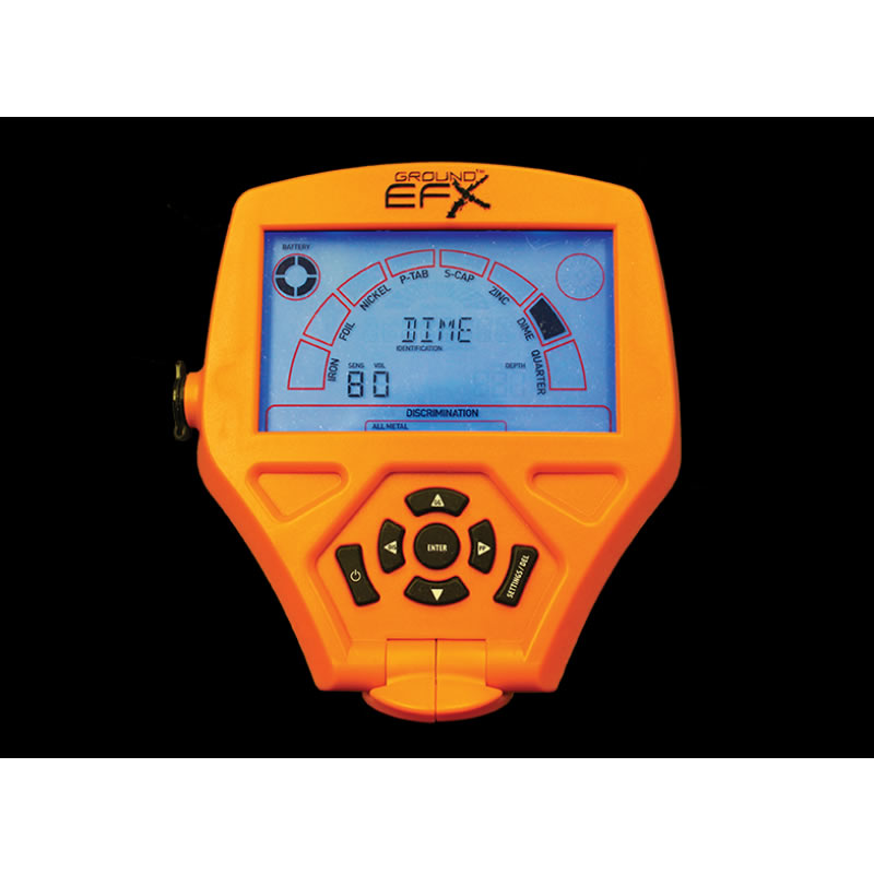 ground efx swarm series metal detector manual