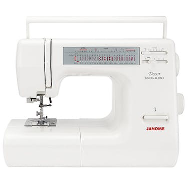 janome decor excel ii 5024 manual