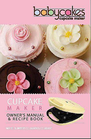 babycakes multi treat maker manual