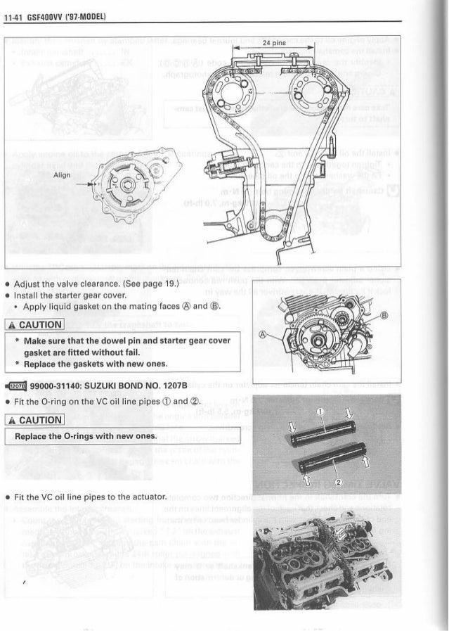 suzuki drz 400 service manual