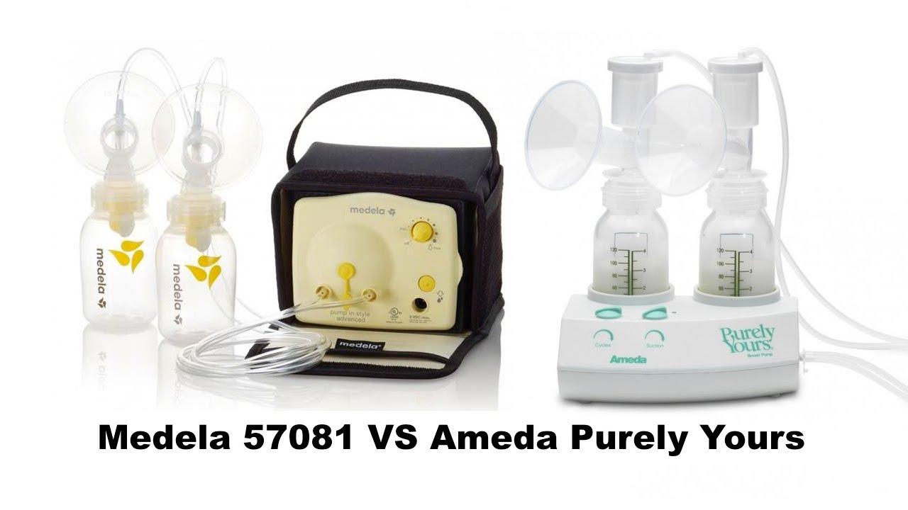 ameda breast pump instruction manual
