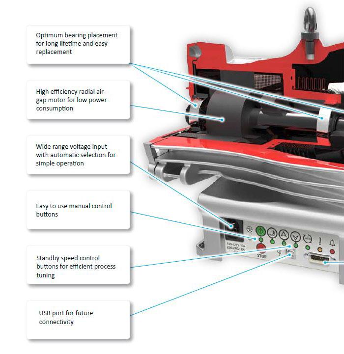 edwards 8 vacuum pump manual