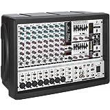 behringer europower pmp5000 powered mixer manual