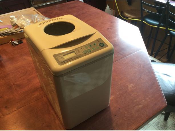 black and decker bread machine manual