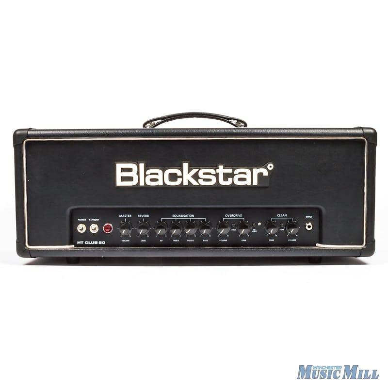 blackstar ht club 50 manual