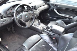 bmw e46 smg to manual conversion