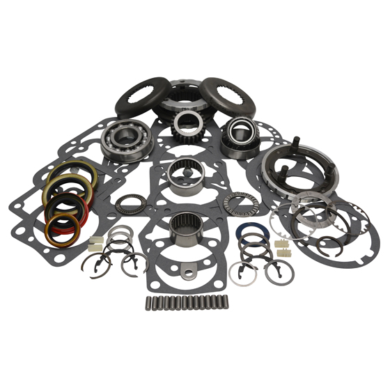 bmw manual transmission rebuild kit