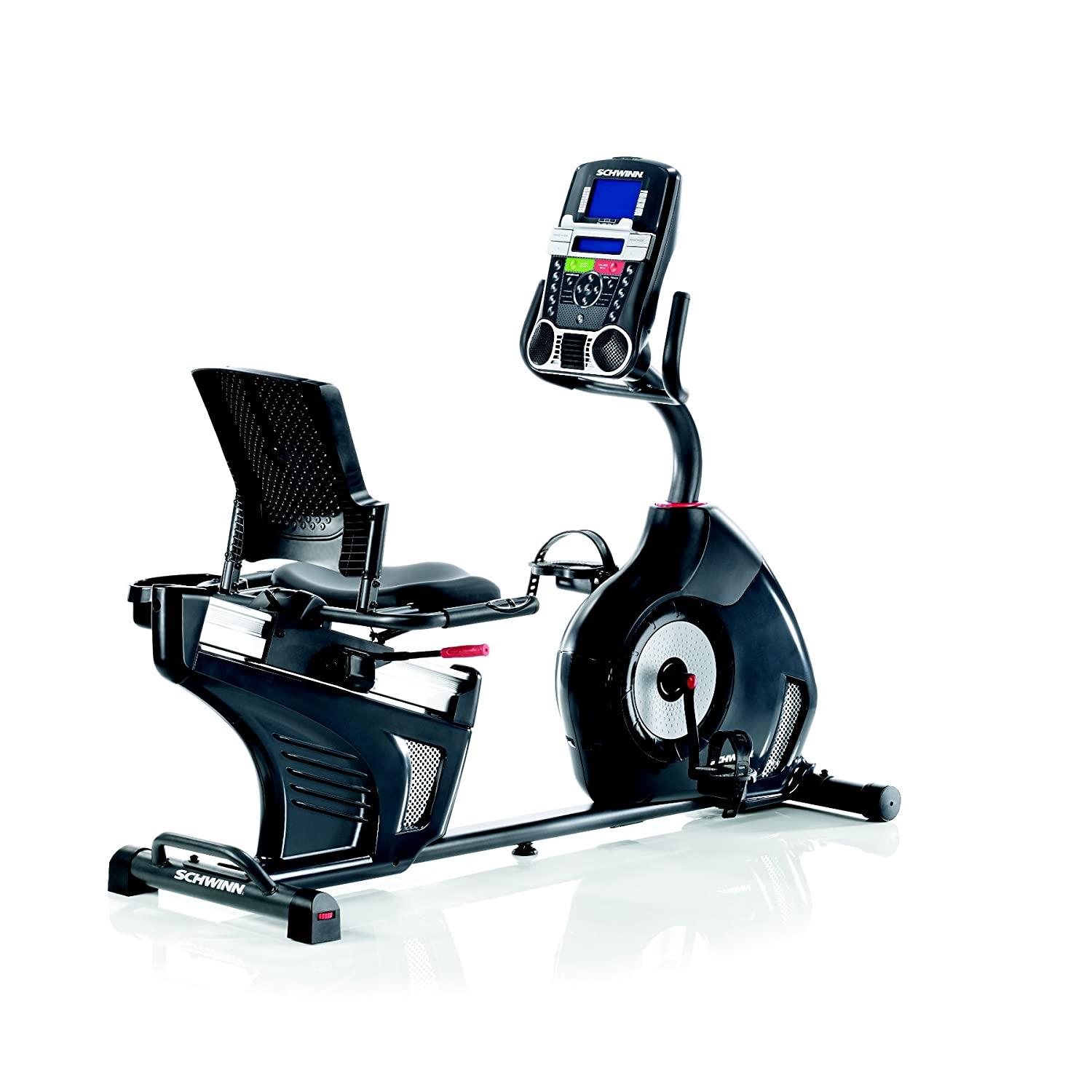 body fit exercise bike manual