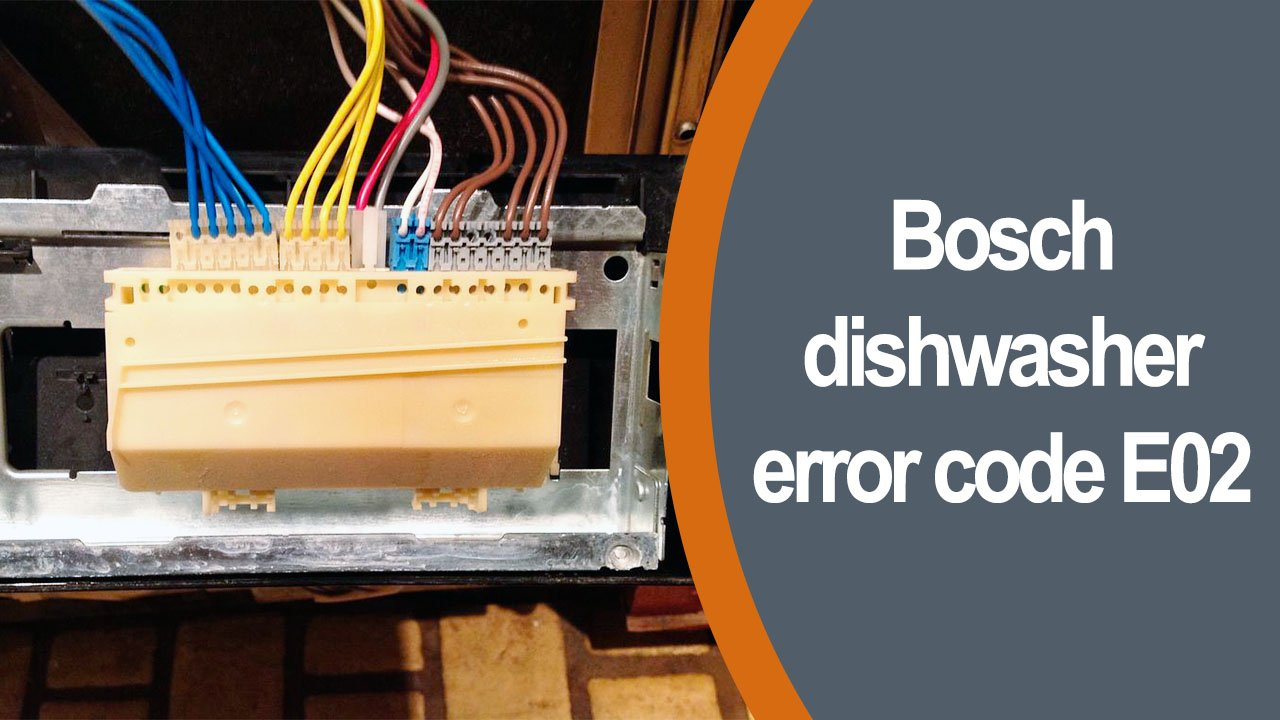 bosch classixx dishwasher manual check water