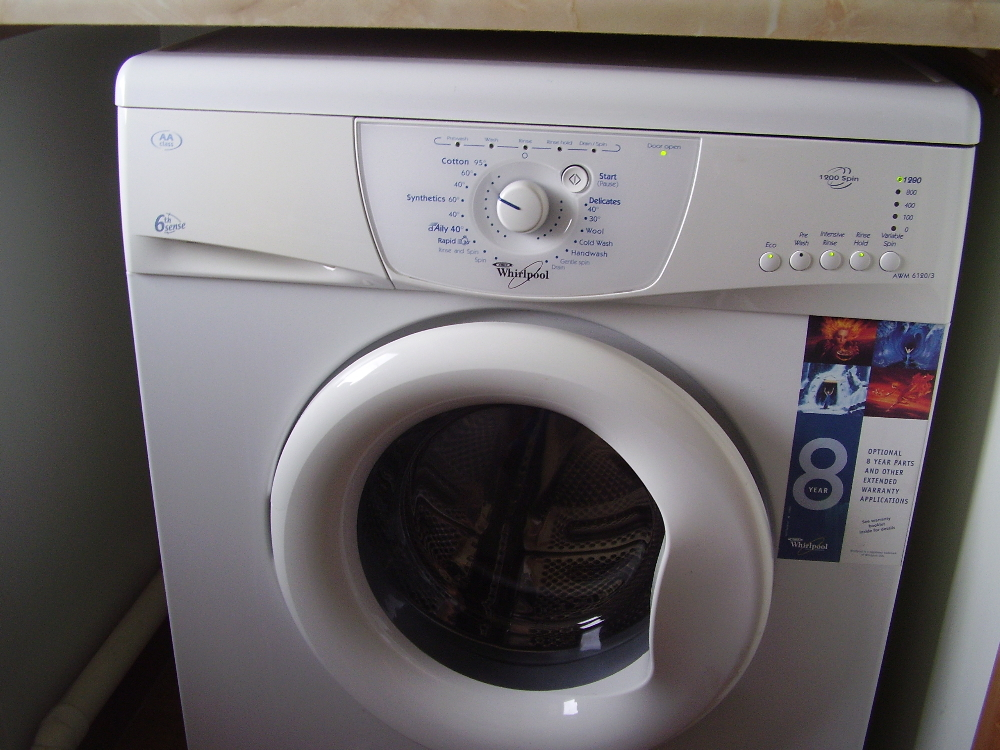 bosch maxx classic washing machine manual