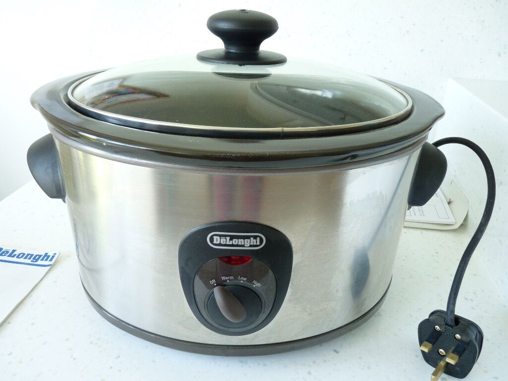breville slow cooker instruction manual