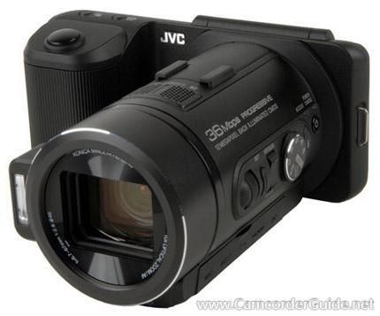 jvc full hd camcorder manual