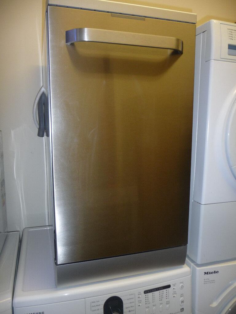 bosch classixx slimline dishwasher manual