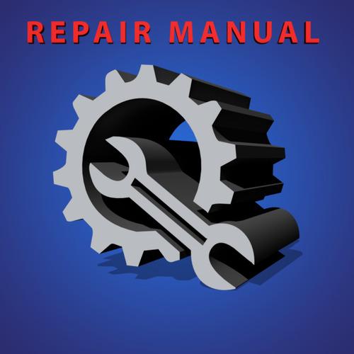 2002 ford ranger repair manual pdf
