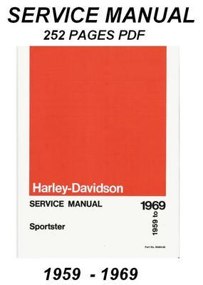 2004 sportster service manual pdf