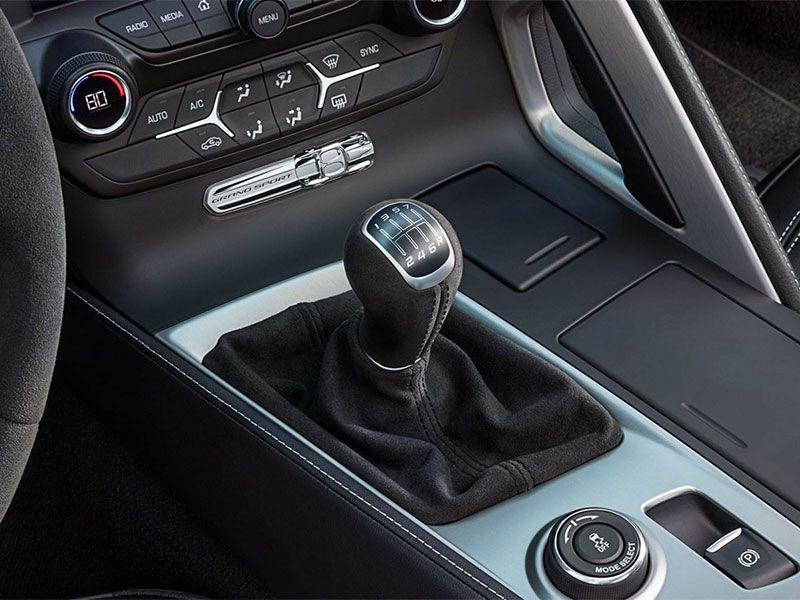corvette 7 speed manual transmission