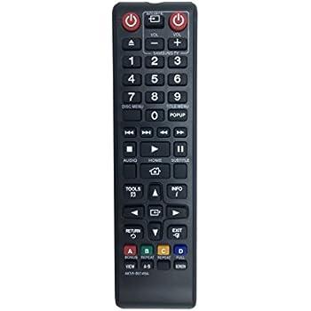 samsung blu ray remote manual
