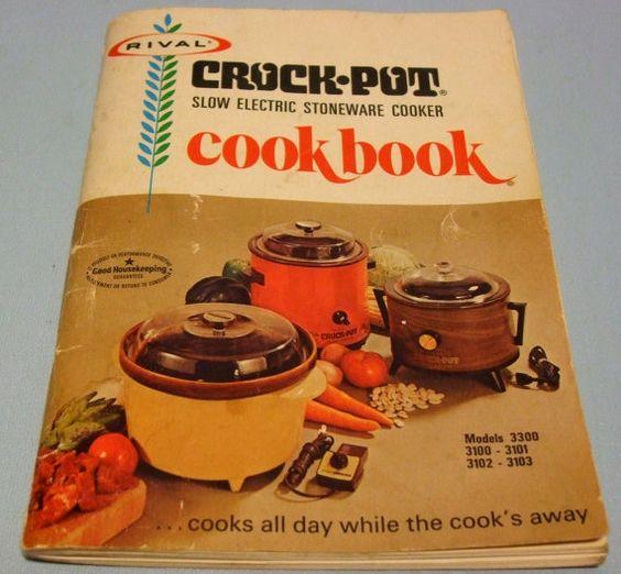 rival crock pot user manual