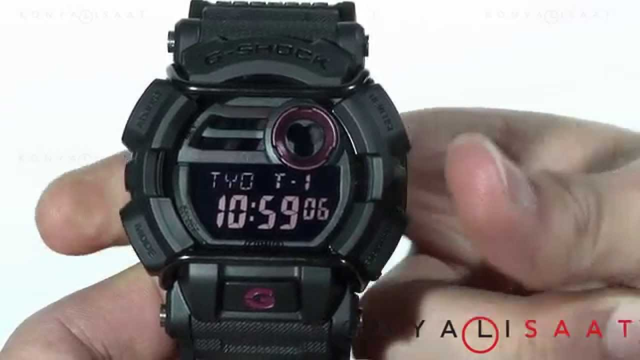 g shock gd 400 manual