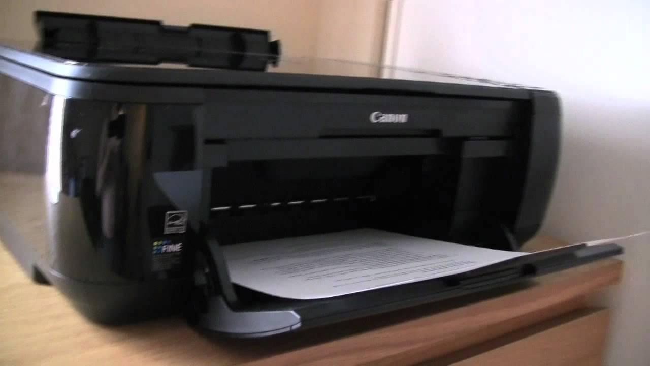 canon pixma 495 printer manual